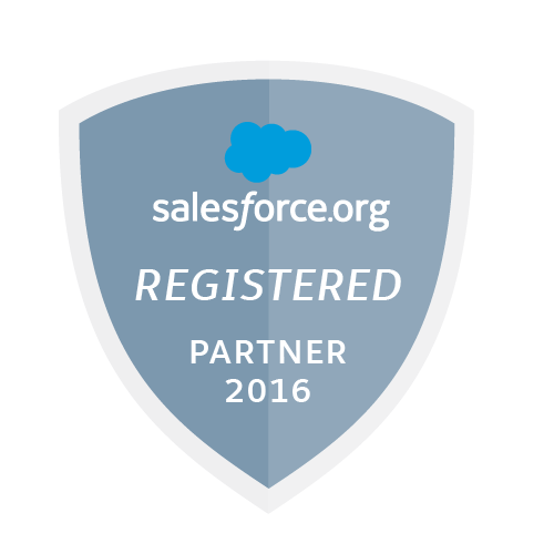 salesforce.org partner badge